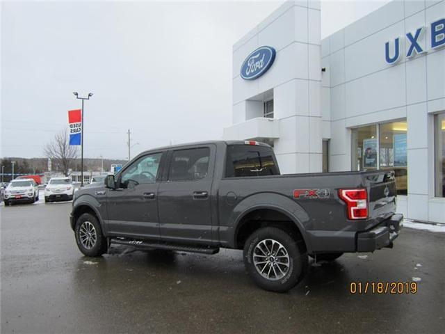 2018 Ford F-150 XLT (Stk: DF18703) in Uxbridge - Image 2 of 9