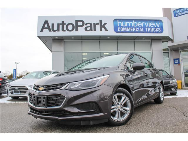2017 Chevrolet Cruze LT Auto (Stk: ) in Mississauga - Image 1 of 1