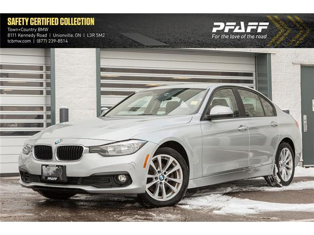 2016 BMW 320i xDrive (Stk: C11775) in Markham - Image 1 of 17