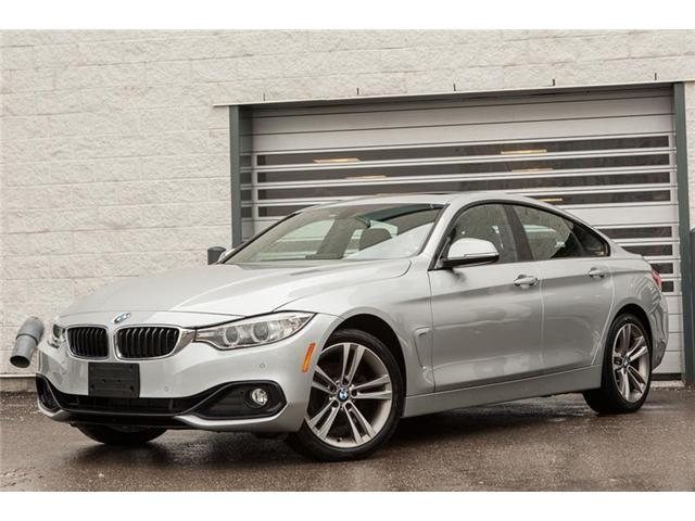 2017 BMW 430i xDrive Gran Coupe  (Stk: R32799 SLG) in Markham - Image 1 of 15