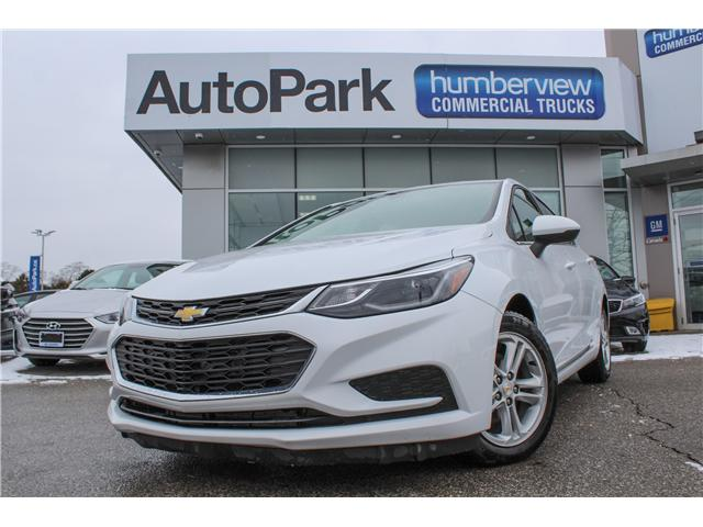 2017 Chevrolet Cruze LT Auto (Stk: 17-194360) in Mississauga - Image 1 of 1