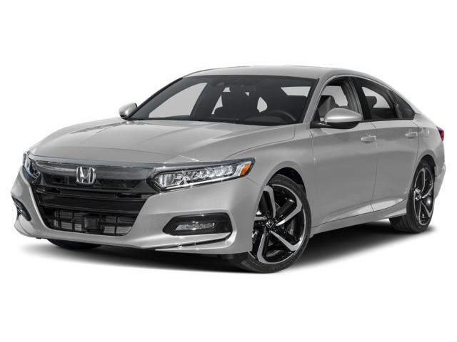2019 Honda Accord Sport 1.5T (Stk: U628) in Pickering - Image 1 of 9