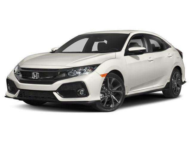 2019 Honda Civic Sport (Stk: N14334) in Kamloops - Image 1 of 9