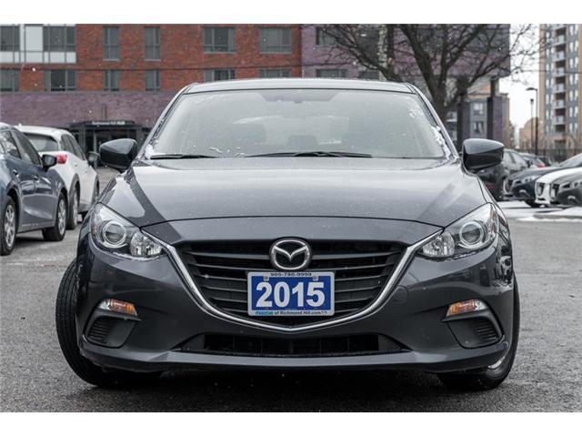 2015 Mazda Mazda3 GS (Stk: P0348) in Richmond Hill - Image 2 of 19