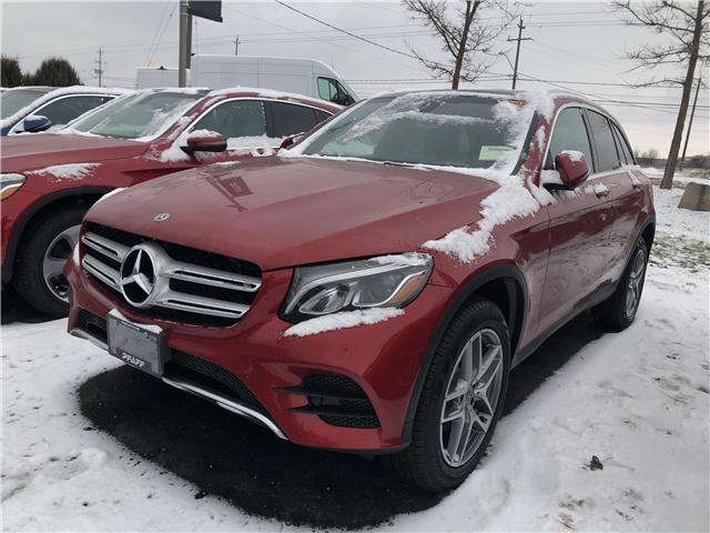 2019 Mercedes-Benz GLC 300 Base (Stk: 38819) in Kitchener - Image 1 of 5