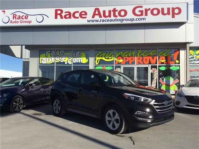 2018 Hyundai Tucson Base (Stk: 16405) in Dartmouth - Image 1 of 25