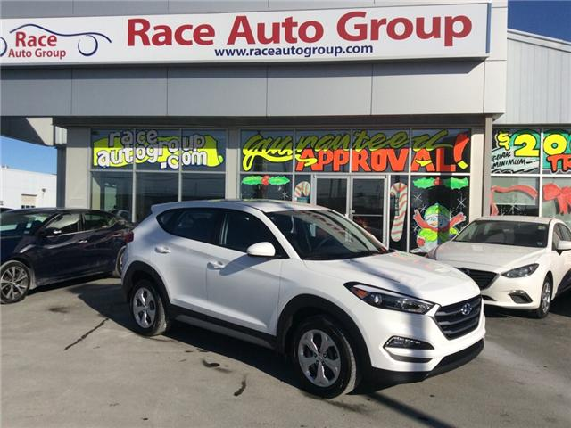 2018 Hyundai Tucson Base 2.0L (Stk: 16402) in Dartmouth - Image 1 of 23