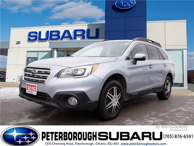 2015 Subaru Outback 2.5i Limited Package (Stk: S3695A) in Peterborough - Image 1 of 23
