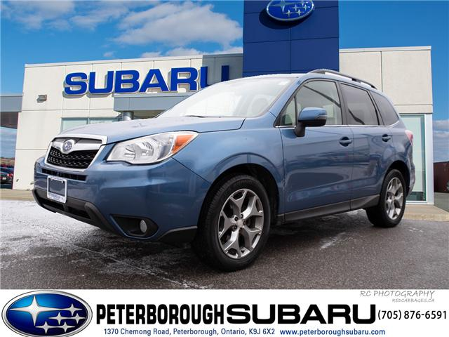 2015 Subaru Forester 2.5i Limited Package (Stk: S3717A) in Peterborough - Image 1 of 21