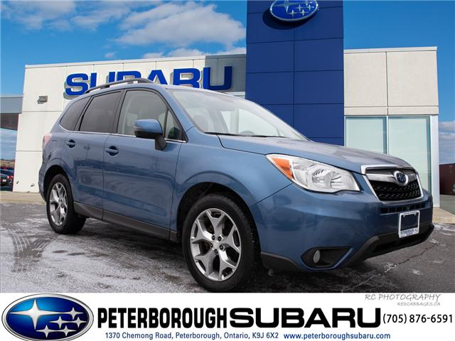 2015 Subaru Forester 2.5i Limited Package (Stk: S3717A) in Peterborough - Image 2 of 21