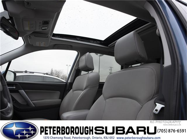 2015 Subaru Forester 2.5i Limited Package (Stk: S3717A) in Peterborough - Image 7 of 21