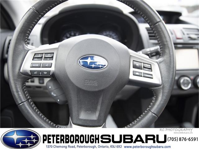 2015 Subaru Forester 2.5i Limited Package (Stk: S3717A) in Peterborough - Image 9 of 21