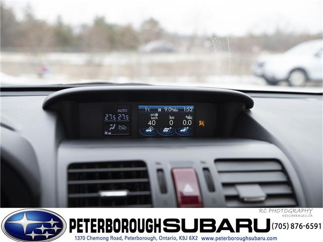 2015 Subaru Forester 2.5i Limited Package (Stk: S3717A) in Peterborough - Image 10 of 21