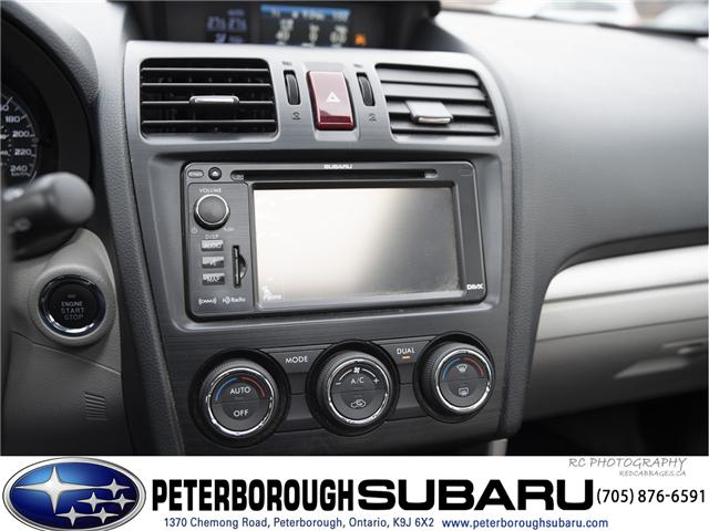 2015 Subaru Forester 2.5i Limited Package (Stk: S3717A) in Peterborough - Image 11 of 21