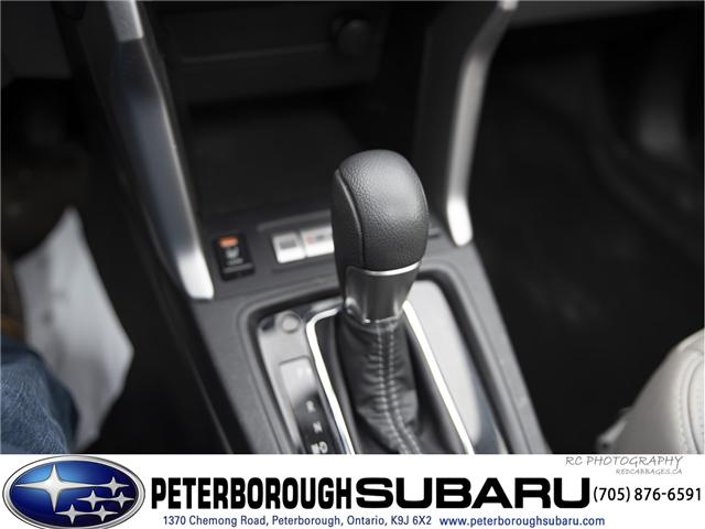 2015 Subaru Forester 2.5i Limited Package (Stk: S3717A) in Peterborough - Image 12 of 21
