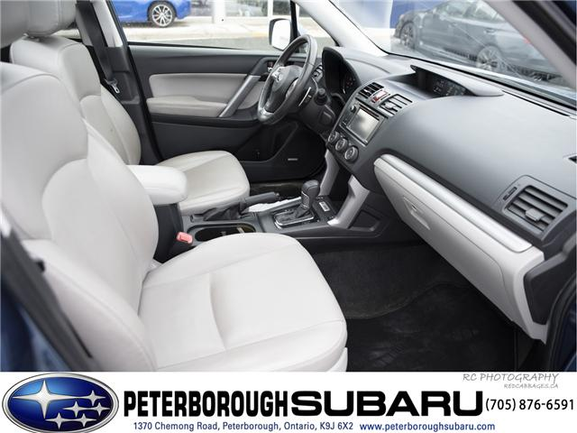 2015 Subaru Forester 2.5i Limited Package (Stk: S3717A) in Peterborough - Image 14 of 21