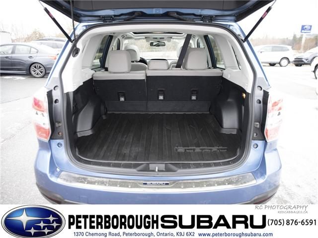 2015 Subaru Forester 2.5i Limited Package (Stk: S3717A) in Peterborough - Image 16 of 21