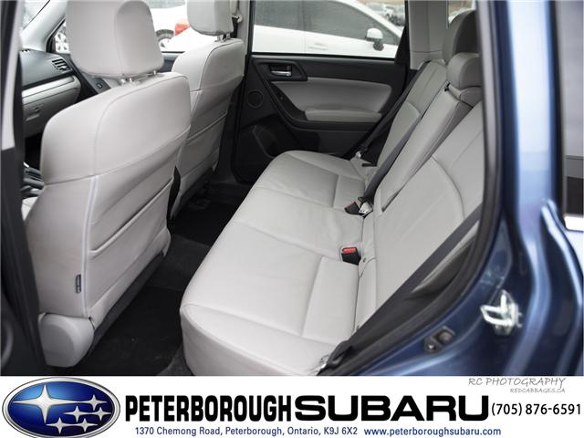 2015 Subaru Forester 2.5i Limited Package (Stk: S3717A) in Peterborough - Image 18 of 21