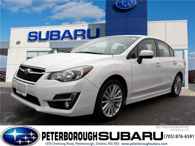 2015 Subaru Impreza 2.0i Limited Package (Stk: S3745A) in Peterborough - Image 1 of 21