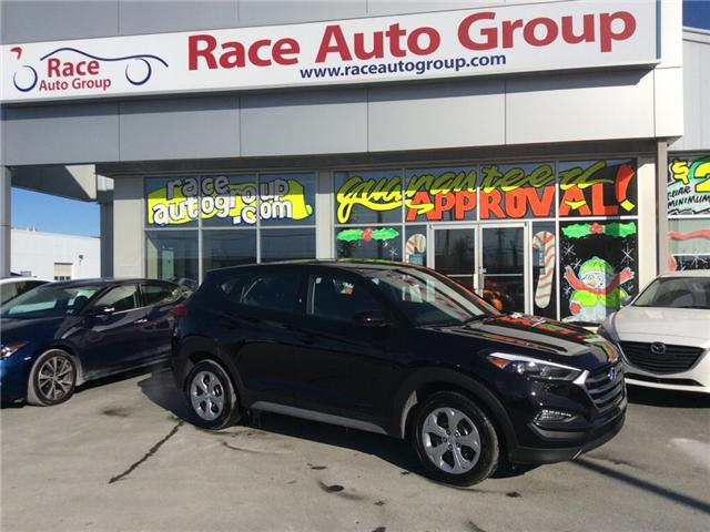 2018 Hyundai Tucson Base (Stk: 16404) in Dartmouth - Image 1 of 23