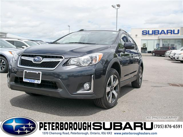 2016 Subaru Crosstrek Hybrid  (Stk: S2828) in Peterborough - Image 1 of 25