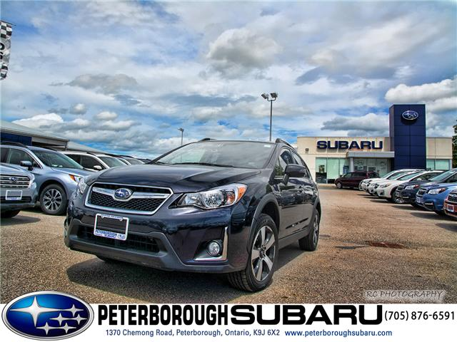 2016 Subaru Crosstrek Hybrid  (Stk: S2828) in Peterborough - Image 2 of 25