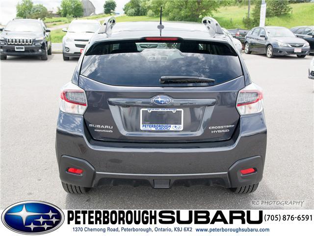 2016 Subaru Crosstrek Hybrid  (Stk: S2828) in Peterborough - Image 9 of 25