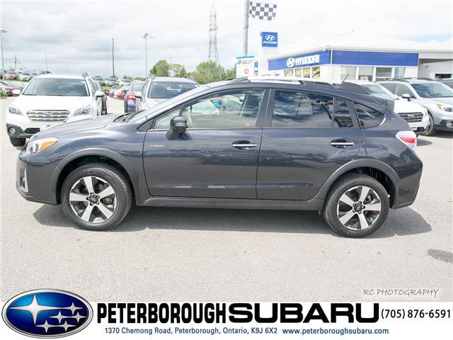 2016 Subaru Crosstrek Hybrid  (Stk: S2828) in Peterborough - Image 11 of 25