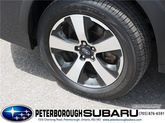 2016 Subaru Crosstrek Hybrid  (Stk: S2828) in Peterborough - Image 12 of 25