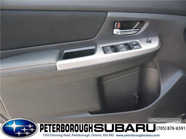 2016 Subaru Crosstrek Hybrid  (Stk: S2828) in Peterborough - Image 13 of 25