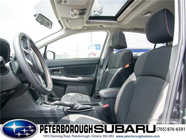2016 Subaru Crosstrek Hybrid  (Stk: S2828) in Peterborough - Image 14 of 25