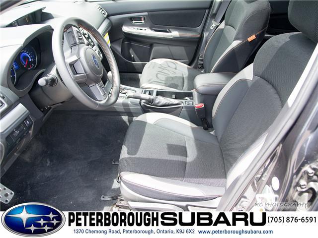 2016 Subaru Crosstrek Hybrid  (Stk: S2828) in Peterborough - Image 15 of 25