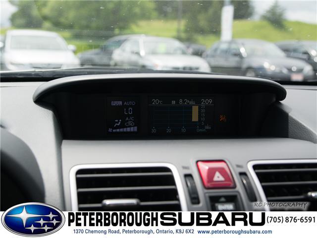 2016 Subaru Crosstrek Hybrid  (Stk: S2828) in Peterborough - Image 19 of 25