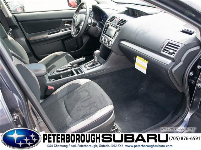 2016 Subaru Crosstrek Hybrid  (Stk: S2828) in Peterborough - Image 20 of 25