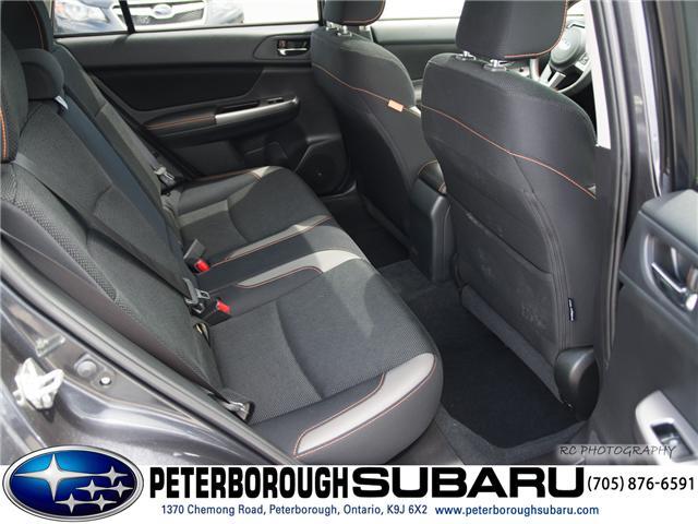 2016 Subaru Crosstrek Hybrid  (Stk: S2828) in Peterborough - Image 21 of 25