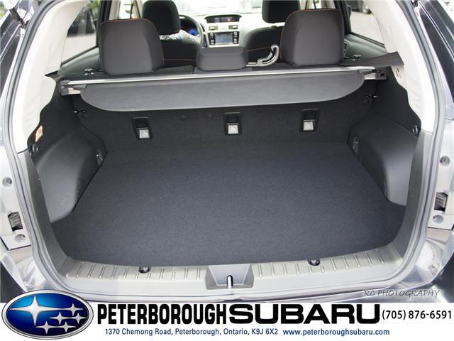 2016 Subaru Crosstrek Hybrid  (Stk: S2828) in Peterborough - Image 22 of 25