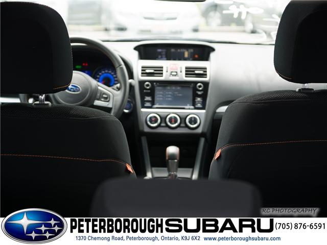 2016 Subaru Crosstrek Hybrid  (Stk: S2828) in Peterborough - Image 23 of 25