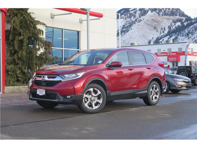 2019 Honda CR-V EX-L (Stk: N14280) in Kamloops - Image 1 of 15