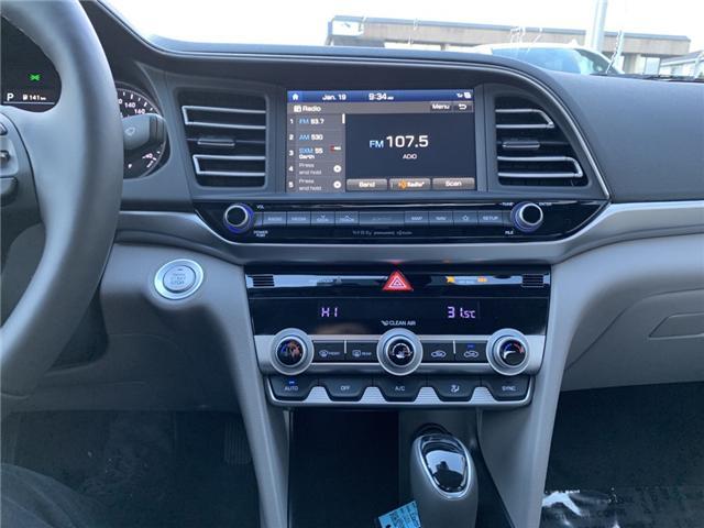 2019 Hyundai Elantra  (Stk: H92-6704) in Chilliwack - Image 10 of 12