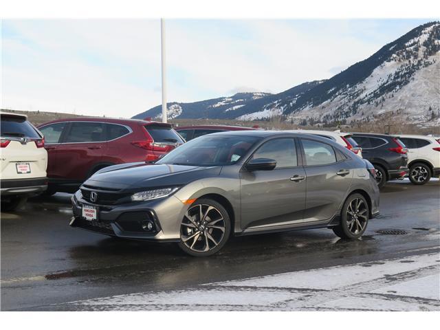 2019 Honda Civic Sport Touring (Stk: N14335) in Kamloops - Image 1 of 16