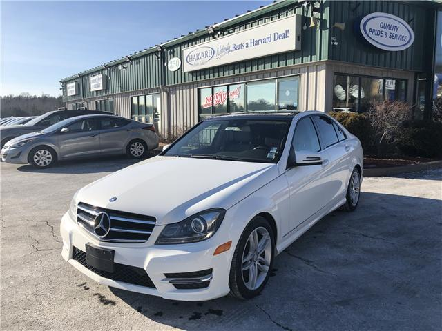 2014 Mercedes-Benz C-Class Base (Stk: 10225) in Lower Sackville - Image 1 of 19