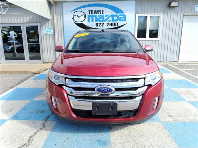 2014 Ford Edge SEL (Stk: 18C56A) in Miramichi - Image 1 of 8