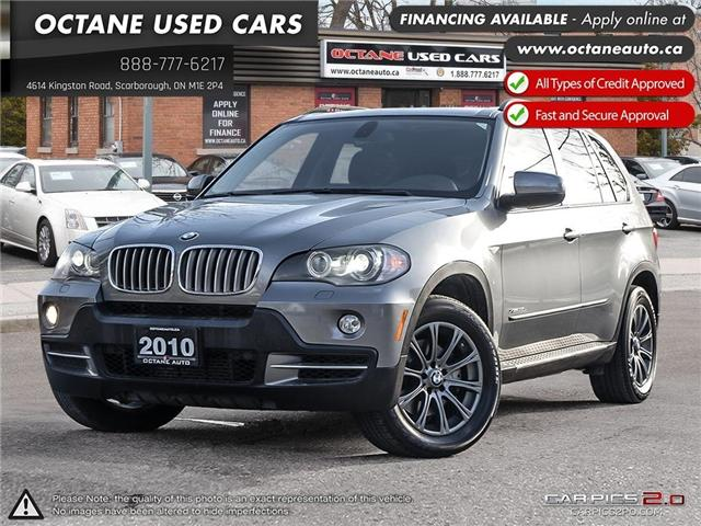 2010 BMW X5 xDrive35d (Stk: ) in Scarborough - Image 1 of 22