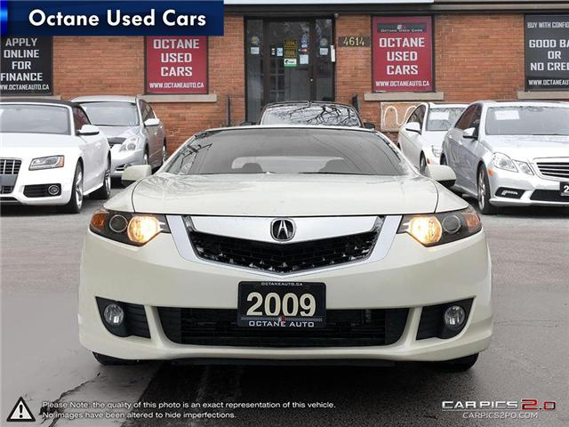 2009 Acura TSX Technology Package (Stk: ) in Scarborough - Image 2 of 22