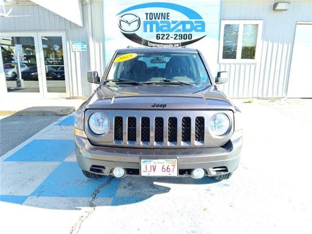 2015 Jeep Patriot Sport/North (Stk: MM836A) in Miramichi - Image 1 of 8
