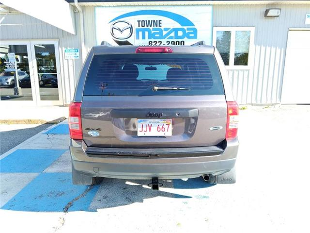 2015 Jeep Patriot Sport/North (Stk: MM836A) in Miramichi - Image 2 of 8