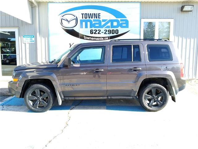 2015 Jeep Patriot Sport/North (Stk: MM836A) in Miramichi - Image 7 of 8