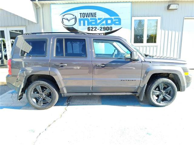 2015 Jeep Patriot Sport/North (Stk: MM836A) in Miramichi - Image 8 of 8