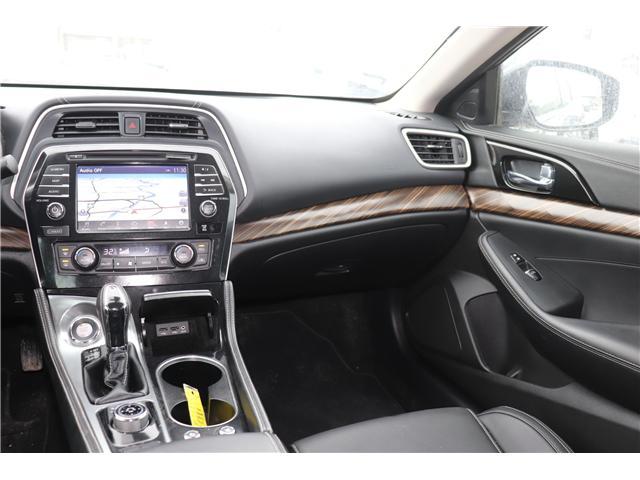 2016 Nissan Maxima Platinum (Stk: CON3) in Saskatoon - Image 15 of 27