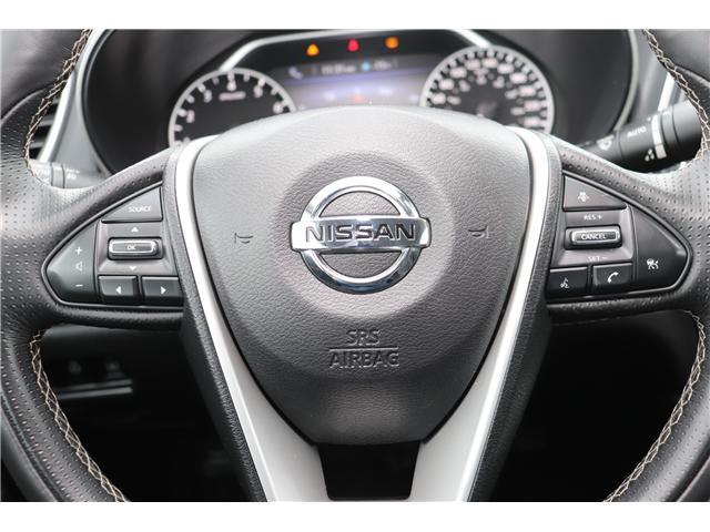 2016 Nissan Maxima Platinum (Stk: CON3) in Saskatoon - Image 17 of 27